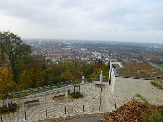 Aussicht Bild Von Anders Auf Dem Turmberg Karlsruhe Tripadvisor