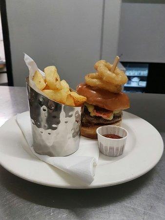 Glenariffe, UK: Great food @ Laragh Lodge