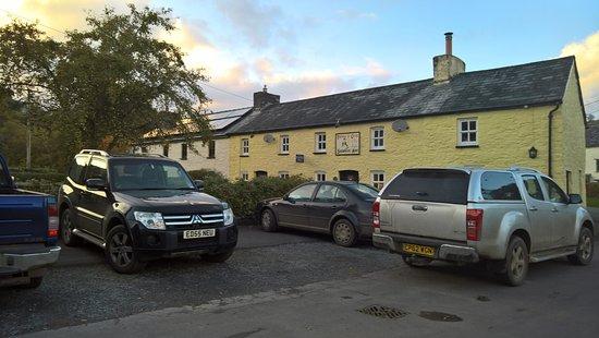 Sennybridge, UK: A super Country Pub