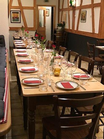 adelhauser weinstube freiburg restaurant bewertungen telefonnummer fotos tripadvisor. Black Bedroom Furniture Sets. Home Design Ideas