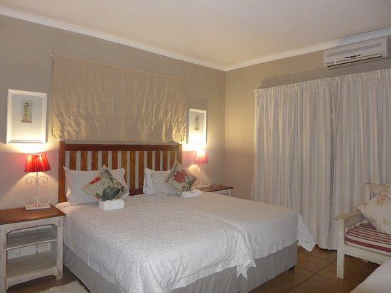 Komatipoort, Sydafrika: Bedroom