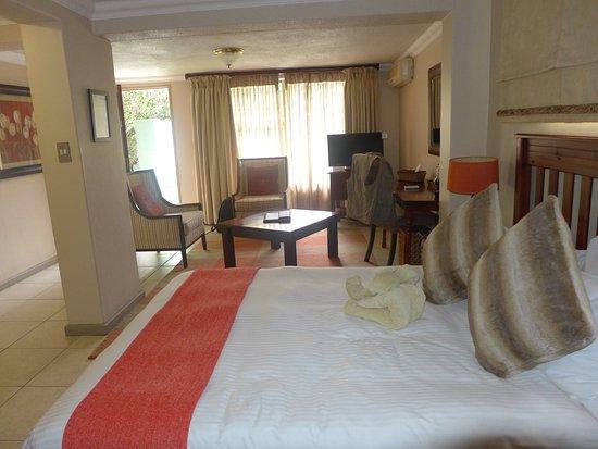 Jorn's Guest House: Room/suite