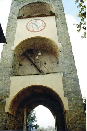 Castelfranco di Sopra.