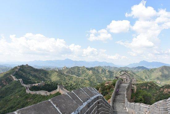 Luanping County, Kina: Jinshanling Great Wall