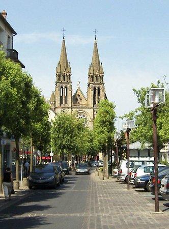 Eglise du Sacre-Cœur de Moulins