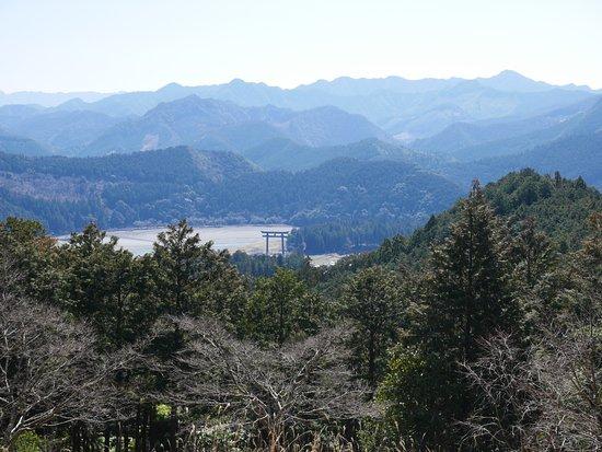 Kinki, Japan: 展望台からの景色