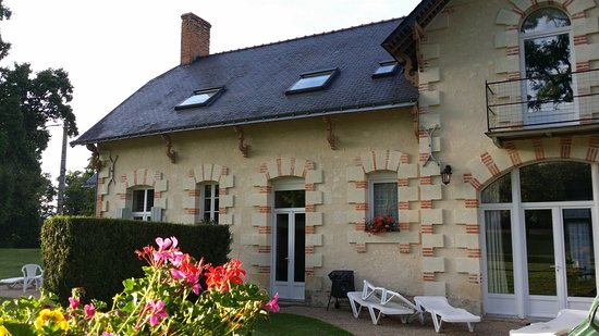 Jarze, Frankrijk: Loire Valley Cottages