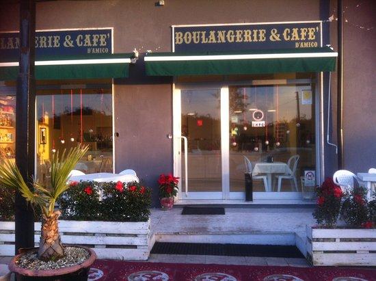 Boulangerie & Cafe D'Amico