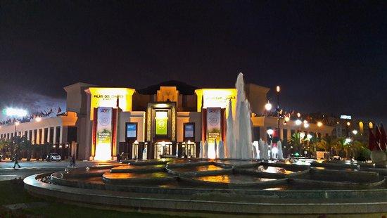 Le Palais de Congres