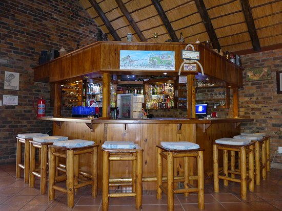 Smokers den - Review of Jabula Lodge & Restaurant, Marloth Park
