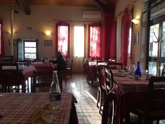 Fabbrico, Италия: Trattoria dell'Acero