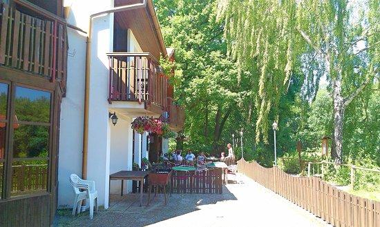 Lovecky hotel Jivak