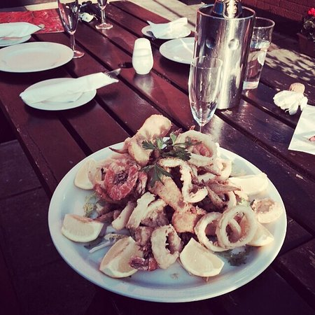 Llantwit Major, UK: A family run restaurant,Fresh, homemade Italian food.