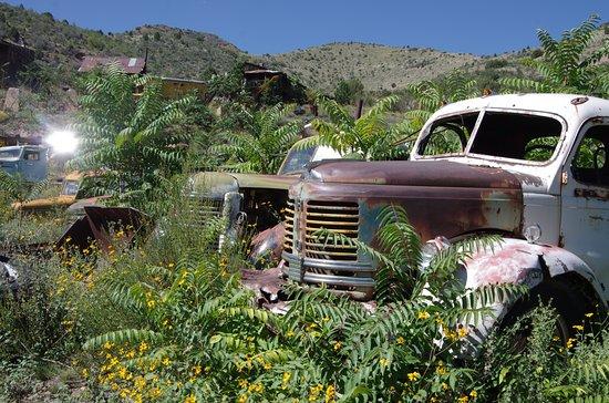 Jerome, AZ: Ghost Town September 2016
