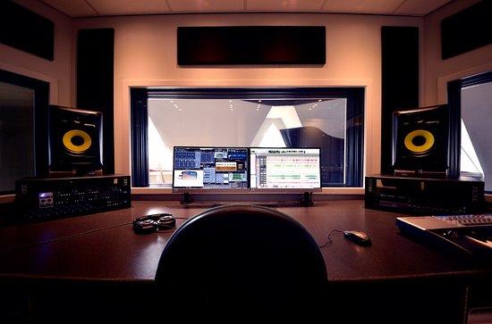 Hogan Music: Recording Studio - 3rd Floor