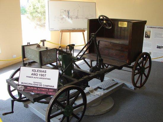 Museo del Automovil Manuel Iglesias