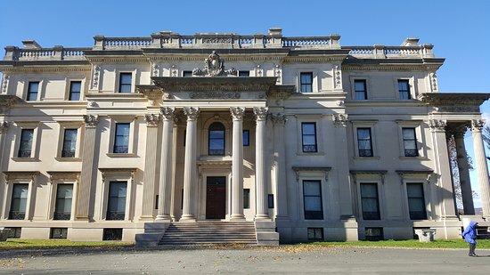 Vanderbilt Mansion National Historic Site: Vanderbilt Mansion