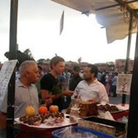 Food tasting tour marrakech with chef tarik picture of for Atelier cuisine marrakech