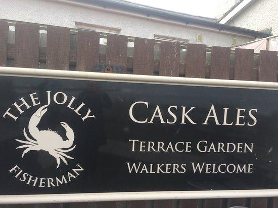 Jolly Fisherman Craster
