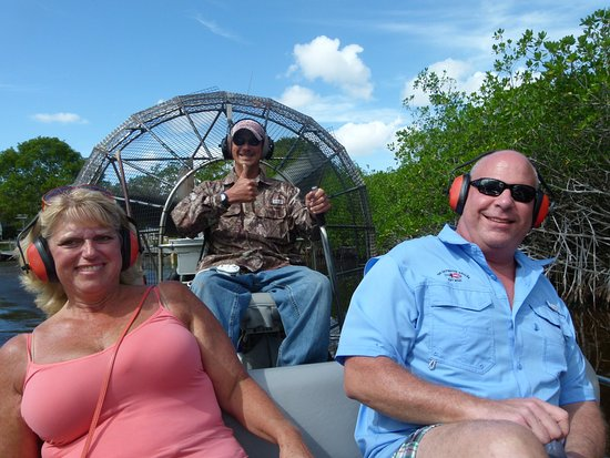 Jungle Erv's Everglades Airboat Tours: Guide