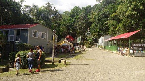 Hacienda Buena Vista : Very interesting