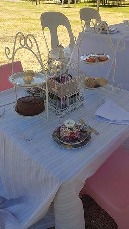 The Secret Tea Garden: Kiddies table