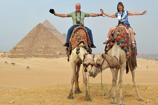 Giza Pyramids Day Tour By Camel