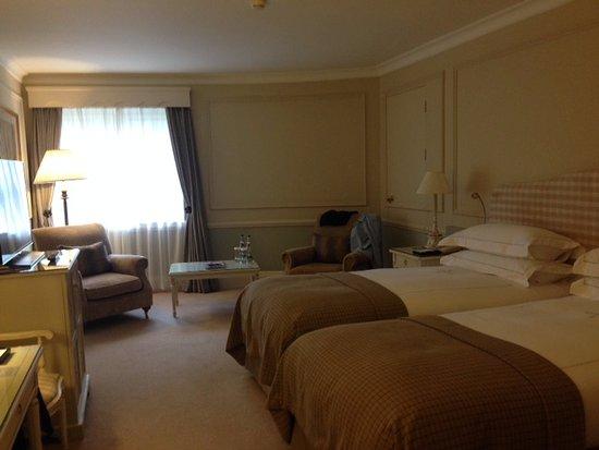 The Merrion Hotel: splendida