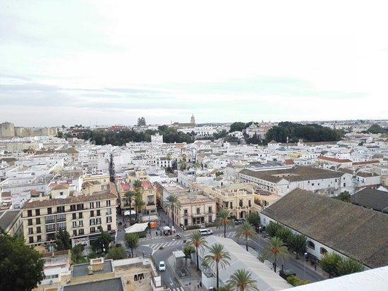 Hotel Guadalquivir: Espectaculo desde planta 11