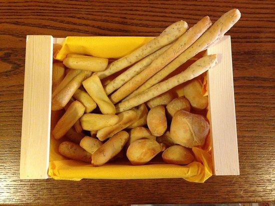 Portomaggiore, Italien: Il nostro pane
