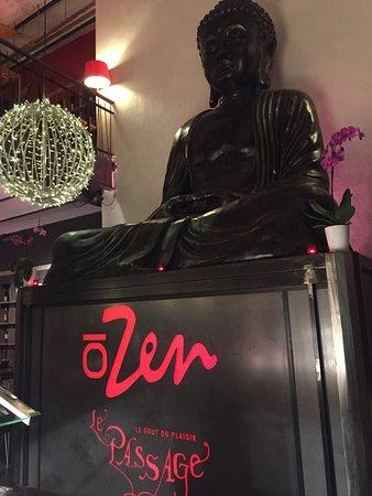 Le passage photo de o zen le passage aix en provence tripadvisor - Zen de passage ...