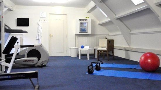 NH Heemskerk Marquette: Fitness room