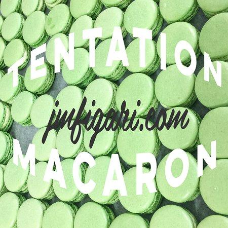 Figari, Francia: Laisserez-vous tenter par un macaron ?
