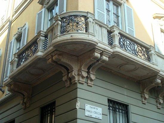 Palazzo Visconti Aimi