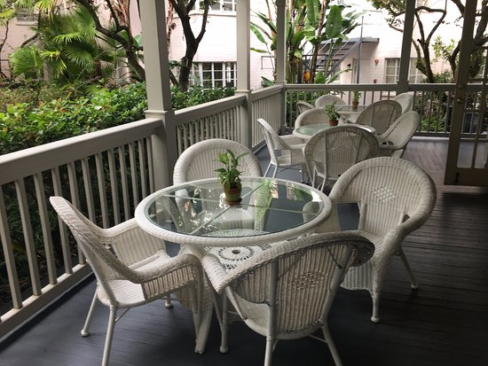 Balcony - The Wellborn Boutique Hotel Photo