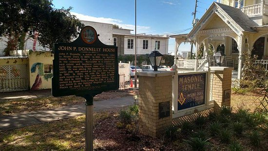Donnelly House : Masonic Lodge