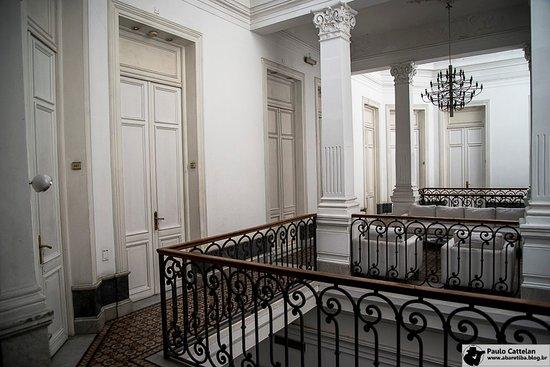 Hotel Plaza Fuerte: Área de circulação interna