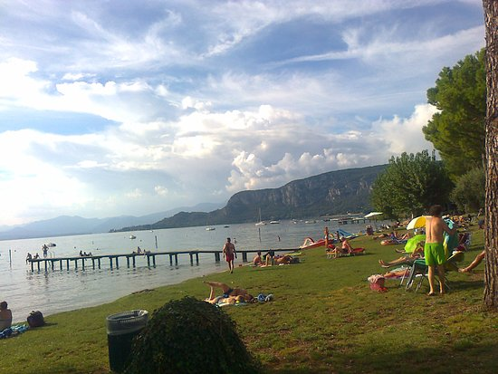 Camping Serenella: just along from Serenella