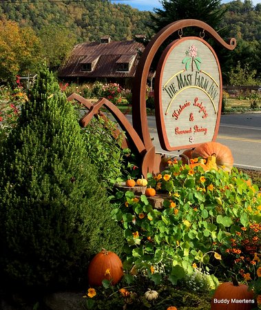 Valle Crucis, NC: A most welcoming Inn