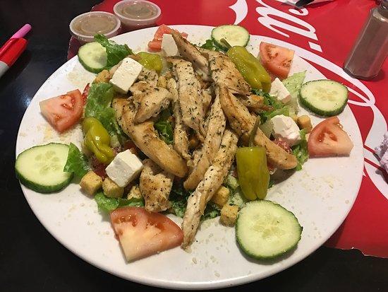 Hebron, IN: Suzys Diner