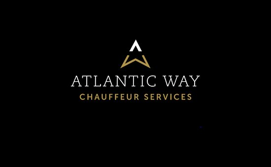 County Clare, Irlanda: The is the logo for Atlantic Way Chauffeur Services