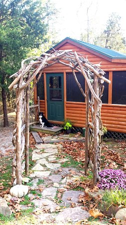 Rim Rock's Dogwood Cabins Photo