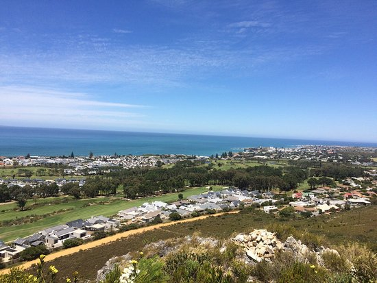 Hermanus, Sudáfrica: Randonnées avec vue !
