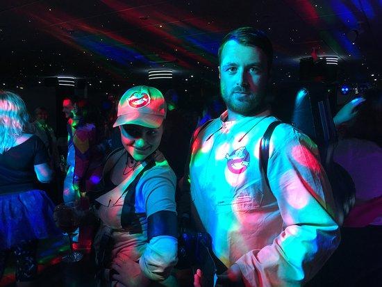 la quinta 80 s school disco party night
