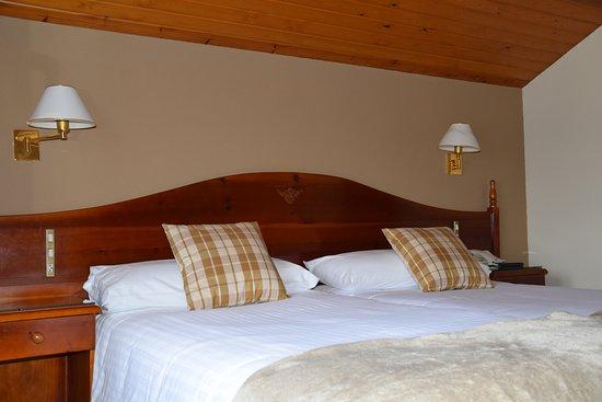 Hotel Roca: Habitación doble con 2 camas twin