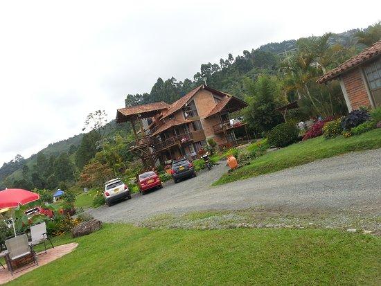 Matisses Hotel Campestre: 20161107_094346_large.jpg