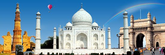 Image result for delhi agra and jaipur tour package