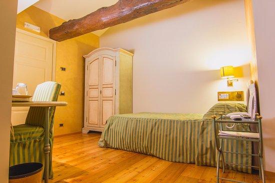 Hotel Parco Borromeo: Camera Singola