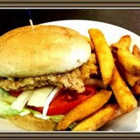 Columbus, MS: The pork chop sandwich