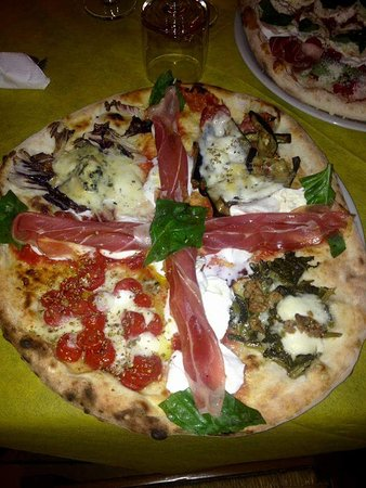 Pizzeria La Taverna dei Mille